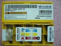 QTY 20x Mitsubishi VNMG332 VNMG160408 UC5115 NEW For Cast Iron