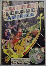 JUSTICE LEAGUE OF AMERICA ISSUE 3 DC COMIC 1961