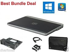 "Dell Latitude E6230 12.5"" Ultrabook Intel i5, 8GB DDR3, 256 SSD, Windows 10 Pro"