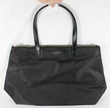 Givenchy Parfums Trapezium Black Bag Tote Zipper Top