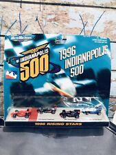Micro Machines 1996 Indianapolis 500 Rising Star Galoob Unser Sharp Hamilton Vtg