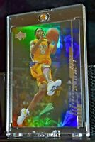 KOBE BRYANT UPPER DECK ENCORE REFRACTOR SP RARE LOS ANGELES LAKERS