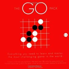 The Game of Go Pack by Macfadyen, Matthew Hardback Book The Cheap Fast Free Post