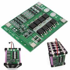 3S 11.1V 12.6V 25A W/Balance 18650 Liion Lithium Battery Pcb Protection Board Sx