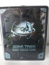 Star Trek Deep Space Nine st. 3 - 7 dvd