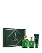 RALPH LAUREN POLO CLASSIC 4.EDT,2.OZ TRAVEL AND 3.4 OZ AFTER SHAVE GEL GIFT SET