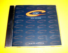 "CD "" GSC - OPEN UNIVERSE "" 13 SONGS (CREATION)"