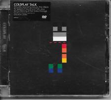 COLDPLAY - Talk (DVD CD SINGLE PAL) 5TR Europe 2005 (PARLOPHONE)