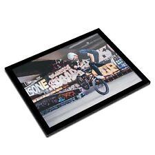 A3 Marco de Cristal-Bicicleta BMX Stunt Cool Sports Art Regalo #2352