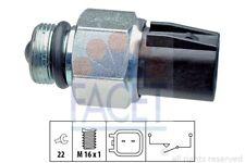 FACET Schalter Rückfahrleuchte Made in Italy - OE Equivalent 7.6267 für FORD V60
