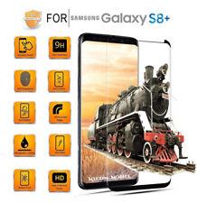 5D Panzerglas für Samsung Galaxy S8+ Plus (Schwarz), Schutz,Premium Qualität, 9H
