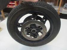 1. Honda CBX 750 F RC17 Felge vorne 2,15x16 Vorderrad Bremsscheibe 4,5 mm Reifen