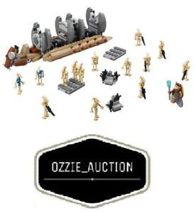 Lego Star Wars - Battle Droid Troop Carrier - 100% complete [75086]