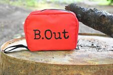 B.OUT FIRST AID / EMERGENCY MEDICAL KIT *Home Car Camping Hiking Sport Boat*