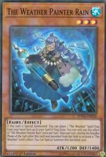 The Weather Painter Rain - SPWA-EN030 - Super Rare 1st Edition YUGIOH