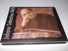 Bach - Sonatas and Partitas for Violin Solo - Vaiman Michael 2 CD