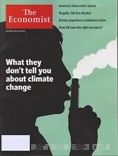 THE ECONOMIST MAG NOV 18-24 2017 WHAT THEY DON'T TELL YOU ABOUT CLIMATE CHANGE