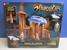 new THUNDERCATS TOWER OF OMENS PLAYSET inc TYGRA action figure toy BANDAI rare
