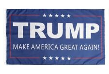 2016 Donald J. Trump 3 x 5 Foot Flag... Make America Great Again + 2 Decals