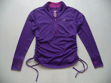 Womens AVIA active jersey sz M running fitness athletic shirt top gym fashion