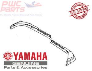 Yamaha 2012 Fx-Sho Set Arrière Coin Gris Pare-Choc Gunwale F2S-U251D-01 F2S-U2