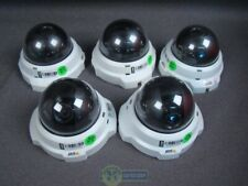 Lot of 5 Axis M3203 P3304 M3204 Dome Network Cameras!