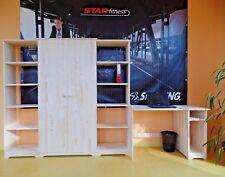 bureau Set complet meubles de bureau Bureau Armoire étagère bureau bois massif