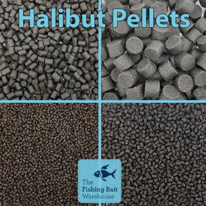 Mixed Halibut Pellets 20kg | Mix & Match Sizes, 2 x 10kg Bags, Carp Fishing Bait