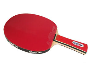 Custom Table Tennis Allround World No.1 Table Tennis Bat Less Than Half Price UK