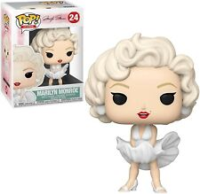 Funko - POP Icons: Marilyn Monroe (White Dress) Brand New In Box