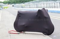 Honda CBR1000RR Super Soft Perfect Stretch Indoor Bike Motorcycle Cover Black