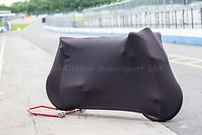 Bmw S1000RR Super Soft Perfect Stretch Indoor Bike Motorcycle Cover Breathable