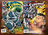Superman Man Of Steel #18, #19 & Action # 684 1st Doomsday Lot!