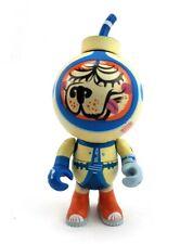 "Dingus Dog As Laika Little Friend Blow Up Doll 3"" Series 2 Jamungo Art 2007"