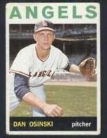 1964 Topps #537 Dan Osinski GVG Angels 46914