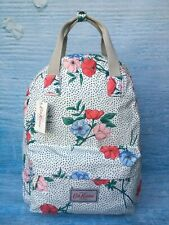 Cath Kidston Backpack / Rucksack Saltwick Bunch Stone-CHRISTMAS GIFT