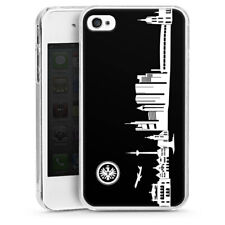 Apple iPhone 4s Handyhülle Hülle Case - Frankfurter Skyline