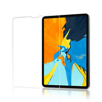 """Premium Tempered Glass Screen Protector Film for Apple iPad Pro 11"""" 12.9"""" 2018"""
