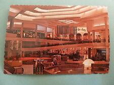 Marshall Field Co Dept Store Woodfield Mall SCHAUMBURG ILLINOIS Vintage Postcard