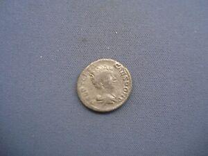 198-212 AD Roman Empire - Geta - AR Denarius - Silver - 3987