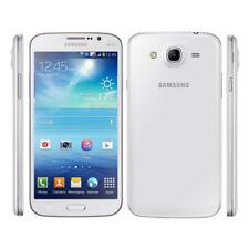 "White - Unlocked (SIM) Samsung Galaxy Mega 5.8 GT-I9152 Dual SIM 3G 8GB 5.8"""