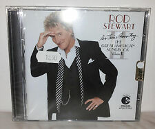 CD ROD STEWART - AS TIME GOES BY… THE GREAT AMERICAN SONGBOOK VOL II - NUOVO NEW