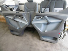 FORD TRANSIT CUSTOM PAIR OF FRONT DOOR CARDS REMOVED FROM 2015 VAN