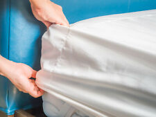 Protect Mattress Cover Anti Bed Bug Waterproof Breathable Deep Pockets Any Size