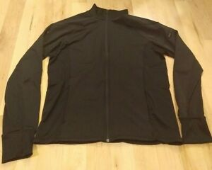 Hylete Men's Full Zip Athletic Jacket Size XL