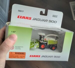 CLAAS JAGUAR 900 Forage, Combine Harvester, Field Rotary Corn Header Norscot MIB