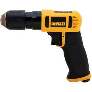 "DeWALT DWMT70786L 3/8"" Reversible Air Drill"
