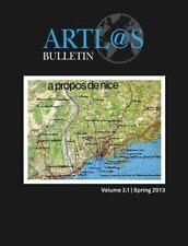 Artl@s. Art, Spaces, Identities (2013, Online Resource)