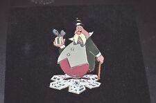 RARE Disney Trading Pin Jumbo LE135 Alice in Wonderland Snowflake New on Card