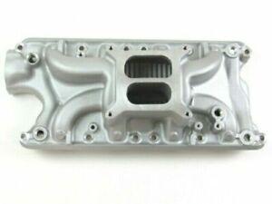 Small Block Ford 260 289 302 aluminum Intake Manifold Dual Plane Satin